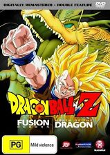 Dragon Ball Z Remastered Movie Collection (Uncut) V06 - Fusion Reborn NEW R4 DVD
