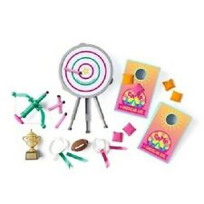 American Girl Camp AG Outdoor Games Set New In Box