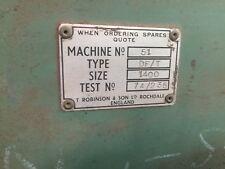 Industrial sawmill machinery Robinson 54inch band saw