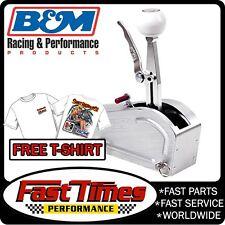 B&M 80706 Pro Stick Race Shifter w/ or w/o CO2 Shift - Powerglide 2, 3, 4 Speed