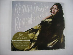 REGINA SPEKTOR - REMEMBER US TO LIFE - CD DELUXE EDITION NEW SEALED 2016