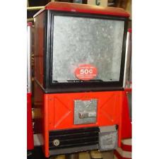 Used Northwestern Capsule Vending Machine 25 Or 50 Cent Vend