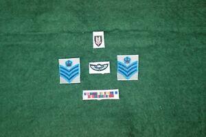 1/6 scale British SAS Patch lot