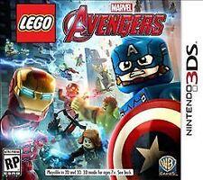 3DS LEGO Marvel's Avengers (Nintendo 3DS, 2016) NEW, sealed