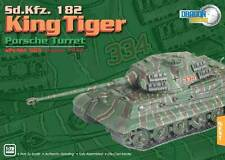 Dragon Armor 60042 Kingtiger Porsche Turret, s.Pz.Abt.503, France 1944