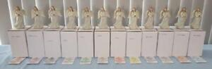 Birthstone Angel Statues & Significance, (choose your birth month & stone)