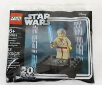 LEGO 30624 Star Wars 20 Years Obi-Wan Kenobi Minifigure 12pcs New Free Shipping