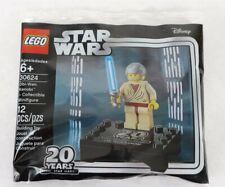 LEGO 30624 Star Wars 20 Years Obi-Wan Kenobi Minifigure 12pcs New Free Shipping