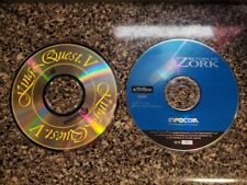 Return to Zork/King's Quest V (MS-DOS/PC Lot)
