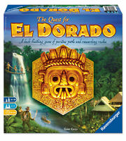 26754 Ravensburger El Dorado Strategy Board Game Suitable for Ages 10+