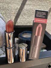 Smashbox Rouge à lèvres Hydratant Photo Finish Extravagant Bois De Rose Neuf