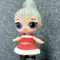 LOL Surprise! Glitter Globe Winter Disco Ultra Rare SLEIGH BABE Doll WD-005