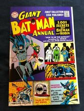GIANT BATMAN ANNUAL #1 Very Fine REPRINT 1001 SECRETS OF BATMAN AND ROBIN 1999
