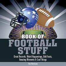 Book of Football Stuff (The Book of Stuff)