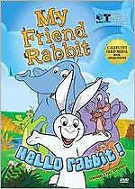 MY FRIEND RABBIT 1 - DVD - Region 1 - Sealed