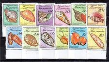 Micronesia 1989 Shells mint MNH SG136-147 WS10715