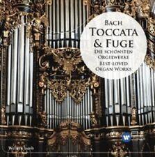TOCCATA & FUGE - DIE SCHÖNSTEN ORGELWERKE / JOHANN SEBASTIAN BACH - CD - NEUF!!
