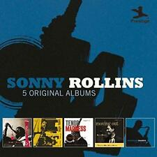 Sonny Rollins - 5 Original Albums (NEW 5CD)