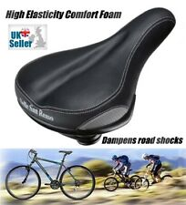 Comfort Bicycle Wide Bike MTB Saddle Soft Cushion Cycle