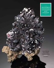 Jachymov - mineralogical pearl of the Erzgebirge Mts. - book for collectors NICE