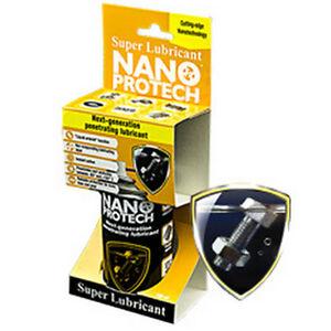 Nanoprotech Super Lubricant Spray Can Rust Loosener/Corrosion Preventative