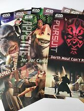 Star Wars Pepsi Promotional Posters Exclusive Set Of 12 Hard To Find