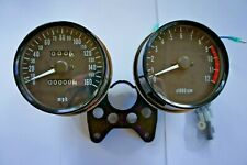 NEW MPH TACHOMETER AND  SPEEDOMETER CLOCK SET METER SET  KAWASAKI Z1