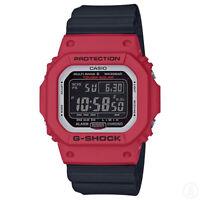 CASIO G-SHOCK Red & Black Limited Series Watch GShock GW-M5610RB-4