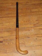 Ancienne crosse de hockey bois long:92 cm