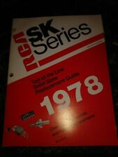 Vintage Rca Sk Series Solid State Replacement Guide Semiconductors 1978