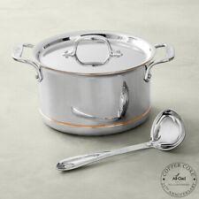 All-Clad Copper Core 4-Qt. Soup Pot with Ladle