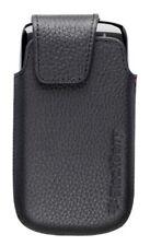 Blackberry Leather Swivel Holster for Torch 9850/9860 - Black