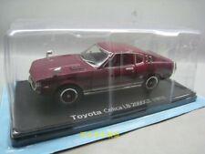 Hachette 1:24 TOYOTA CELICA LB200GT Model Toy