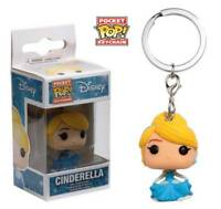 Portachiavi Cinderella Disney Princess Pocket Pop! Vinyl KeyChain Funko