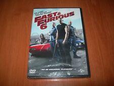 FAST & FURIOUS 6 DVD EDICIÓN ESPAÑOLA PRECINTADO