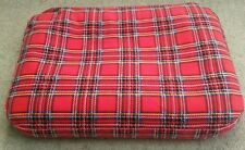 Large BEAN BAG Bed Soft THERMAL Fleece Dog Pet Cushion Mattress. Washable cover.
