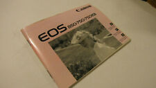 RARE CLEAN ORIGINAL CANON EOS 750 750 QD 850 35MM USER INSTRUCTION MANUAL GUIDE
