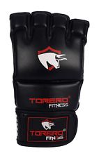 Torero Mma Kickboxing Gloves - Black