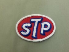 vintage stp embroidered patch