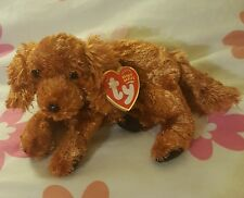 TY FITZ the IRISH SETTER DOG  Original BEANIE BABIES 2004