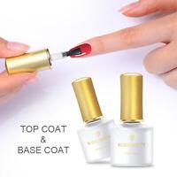 10ml Born Pretty NO Wipe UV Gel Top Coat Grundierung & Base Coat Finish-Lack