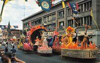 Minneapolis Minnesota~Aquatennial Parade~Williams Red Cross Shoe Store~1960s PC