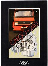 Cargo Commercial Lorry Truck Manuals Literature Ebay