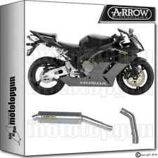 HONDA CBR 1000 RR 2005 ++ ARROW EXHAUST MAXI RACE TECH TITANIUM