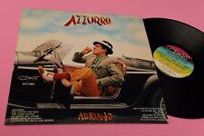 CELENTANO LP AZZURRO ORIG 1968 COPIA PER ESPORTAZIONE CON SCRITTA CLAN IN NERO !