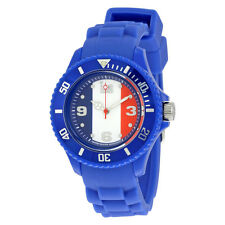 Ice World France Edition Unisex Watch WO.FR.S.S.12