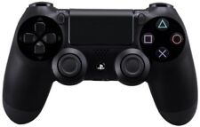 SONY Wireless Controller Dualshock 4 Black PS4 Play Station 4 Japan Authentic FS