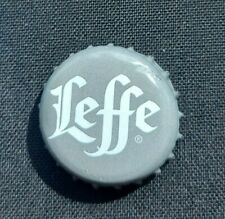 Nouvelle Capsule Bière  LEFFE grise