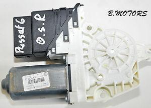 VW PASSAT B6 05-11 DRIVE SIDE REAR DOOR WINDOW MOTOR 3C9959704 OSR
