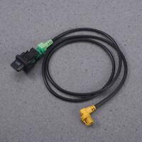 USB Einbau Block Schalter Adapter für VW GOLF MK5 / 6 RADIO RCD310 510 RNS315